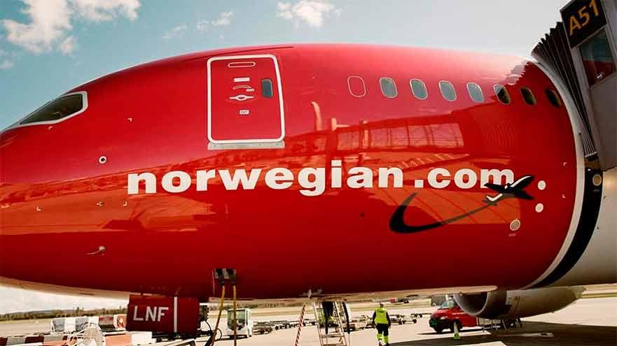 Norwegian es una de las aerolíneas que no volvería al país