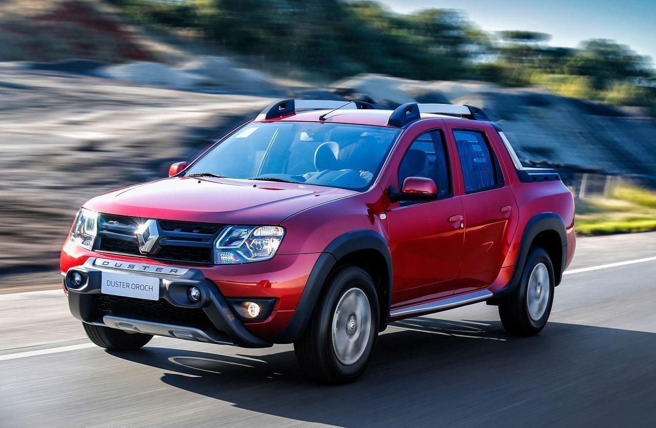 Renault Duster Oroch, entre las pick ups intermedias.