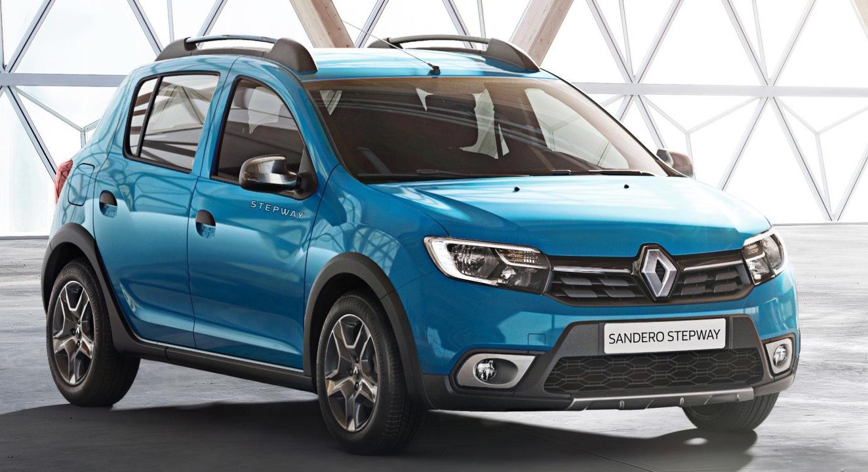 Renault Sandero, aquí en su versión Stepway.