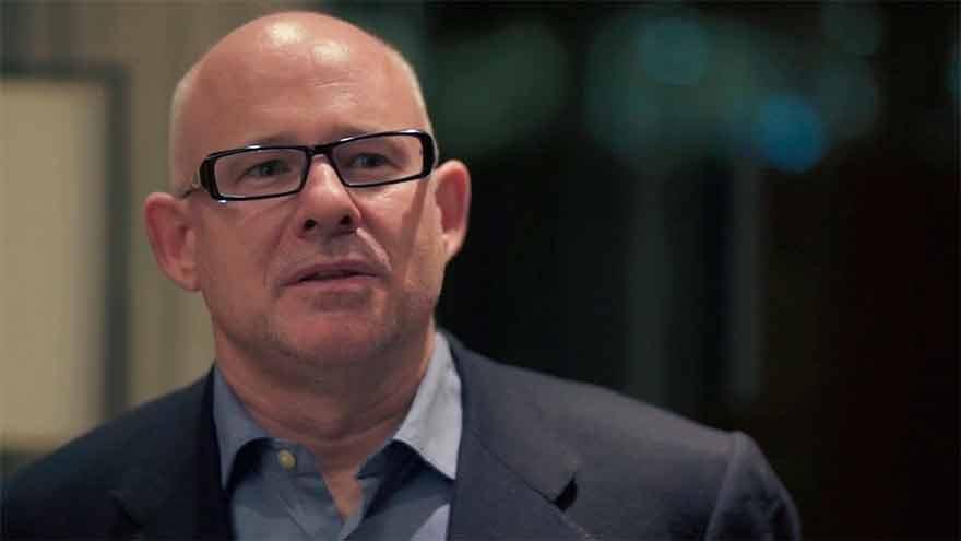 Hans Humes forma parte de un grupo de acreedores que está negociando con Guzmán