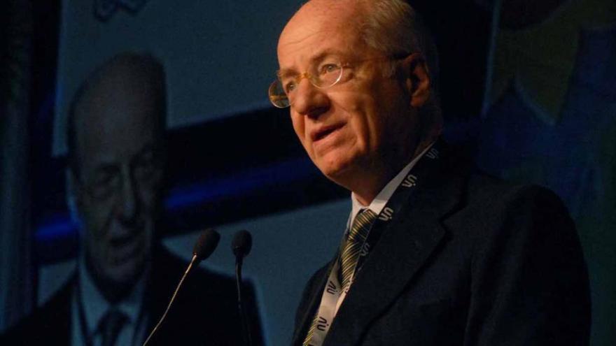 Paolo Rocca, CEO de Techint.