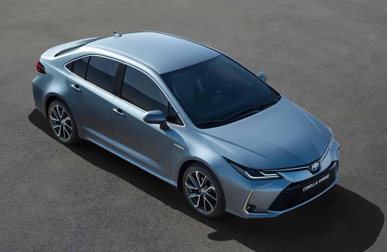 Toyota híbrido, recién llegado al país.