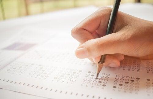 Los test de IQ solo miden algunas de las inteligencias de las personas