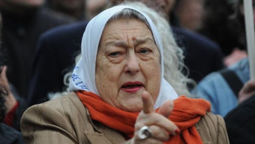 Madres de Plaza de Mayo cuestionó la reunión del Presidente con funcionarios de la oposición
