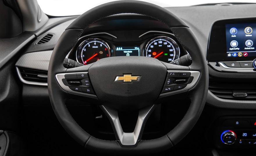 Nuevo interior para el Chevrolet Onix.