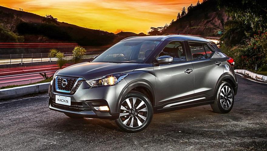 Nissan Kicks, el que más crece en ventas.