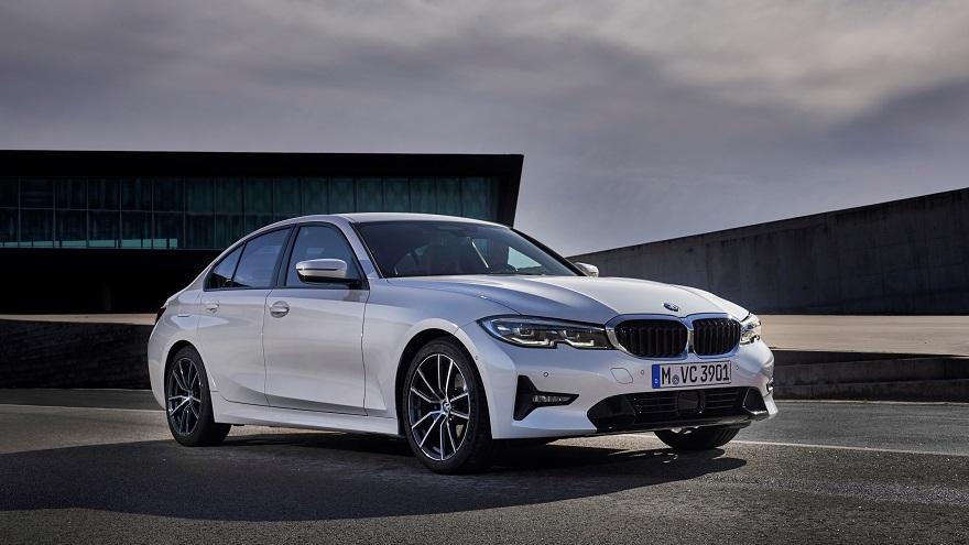 BMW Serie 3, totalmente renovado.