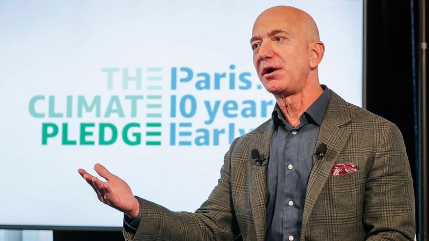 Bezos destina parte de su fortuna para organizaciones ambientalistas