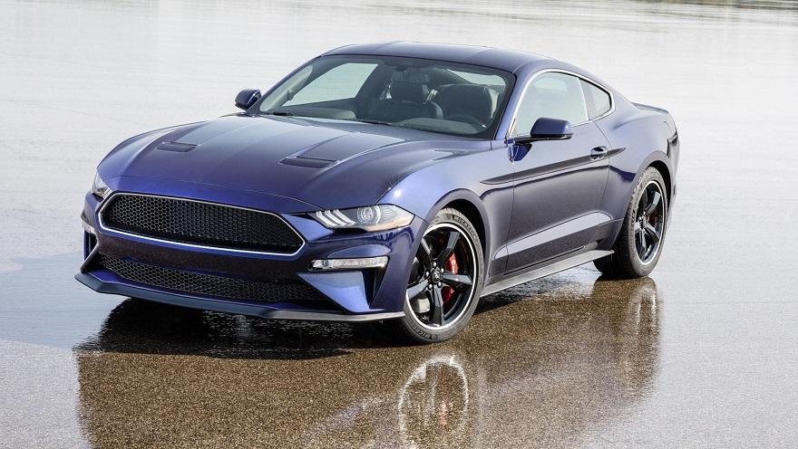 Mustang, el deportivo por excelencia de Ford.