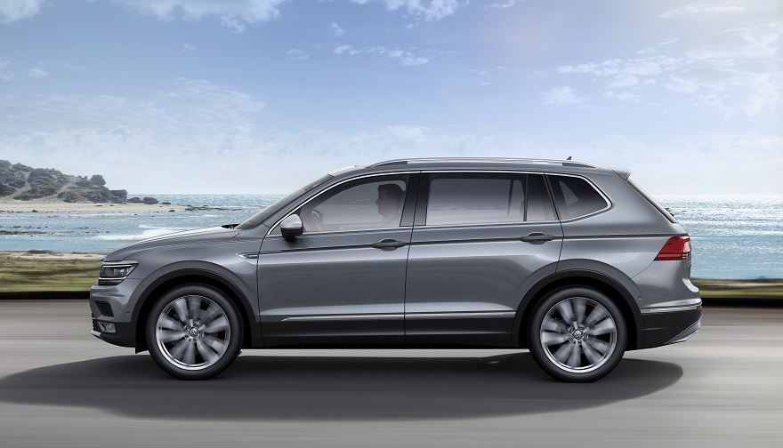 Volkswagen Tiguan, con impuesto interno.