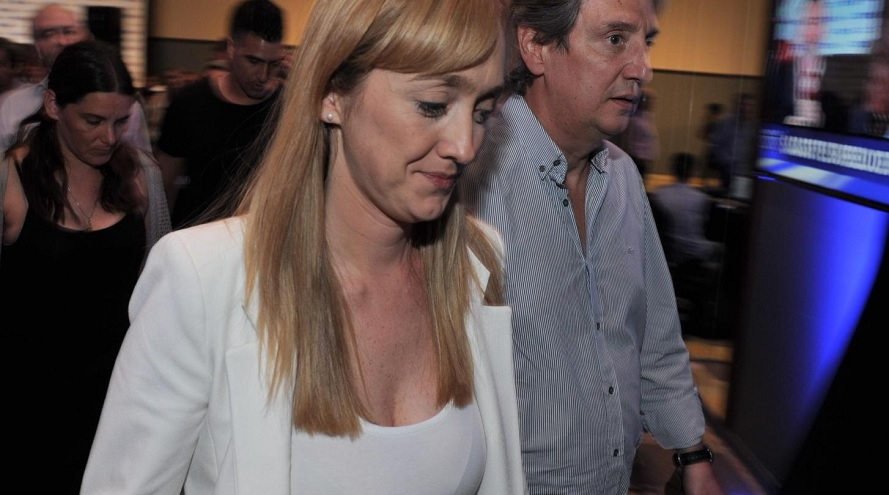 La senadora Anabel Fernández Sagasti indicó que Vicentin