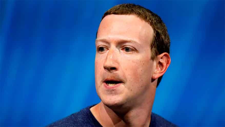 Mark Zuckerberg, CEO de Facebook, participará en la audiencia.