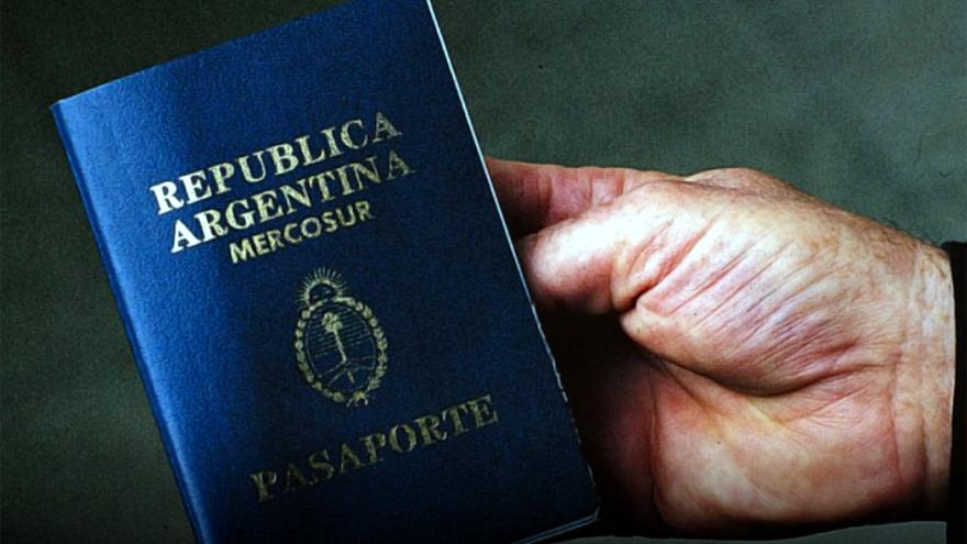 Se puede seguír el envío de Pasaporte y DNI por Correo Argentino