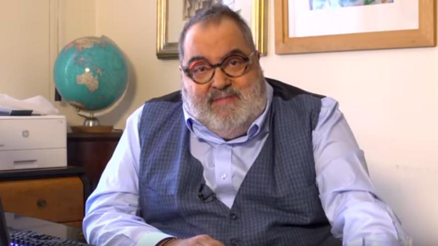 Preocupa el estado de salud de Jorge Lanata, internado en la Fundación Favaloro