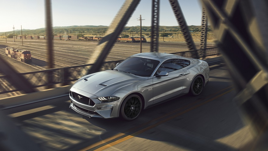 Ford Mustang, un ícono deportivo.