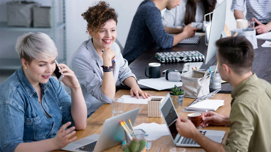 Los empleados con mayores niveles de felicidad laboral demuestran también altos grados de productividad