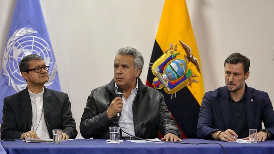 Ecuador, que arregló la deuda al mismo momento que la Argentina, tiene un riesgo muy inferior