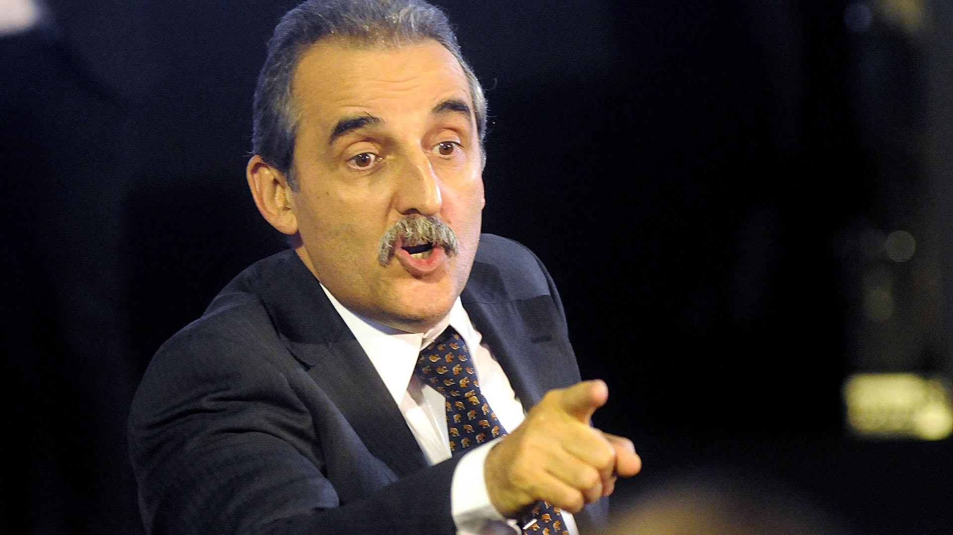 Guillermo Moreno, ex secretario de Comercio Interior del kirchnerismo.