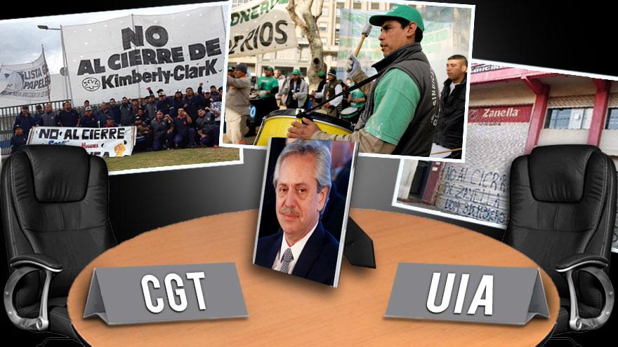 El Ministerio de Trabajo autorizó la homologación de las suspensiones con reducciones salariales solicitadas por la parte empresarial y sindical