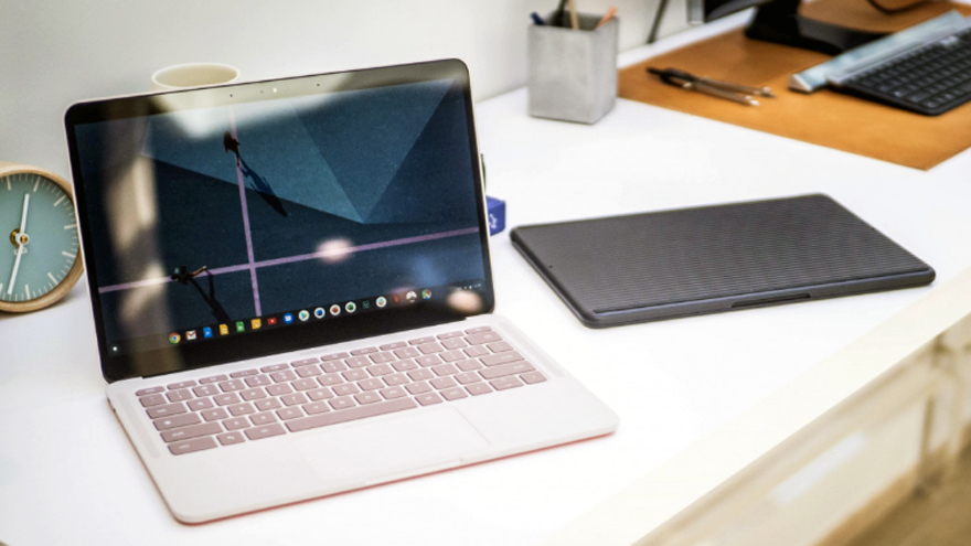 La Pixelbook es el último modelo de la computadora Chromebook presentado por Google.
