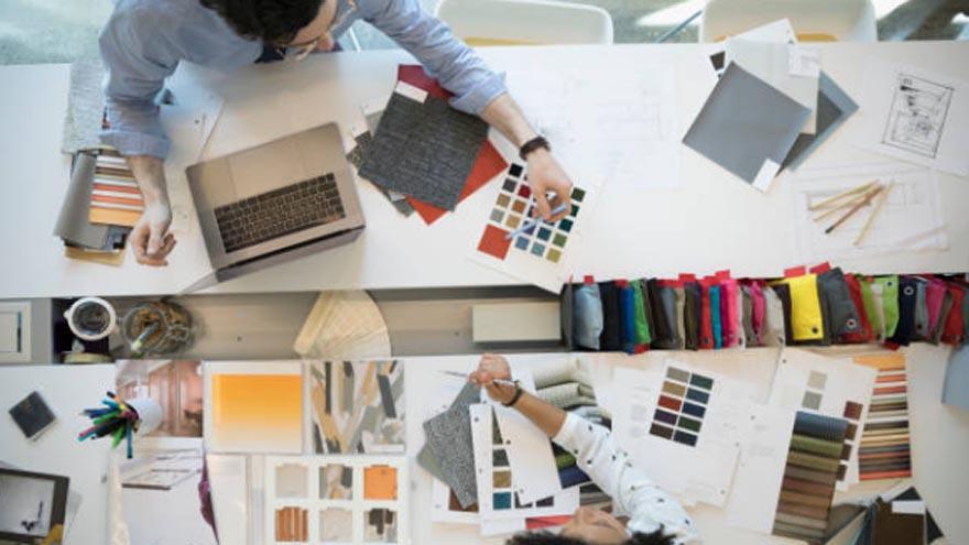 Hay decenas de carreras cortas vinculadas al diseño y la creatividad