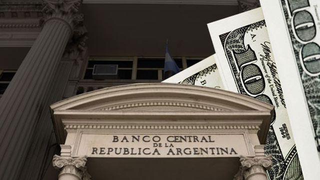 Preocupan las reservas del Banco Central
