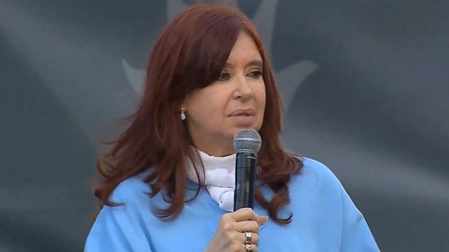 Cristina Kirchner justificó las medidas contra el campo en la necesidad de promover un mayor nivel de consumo