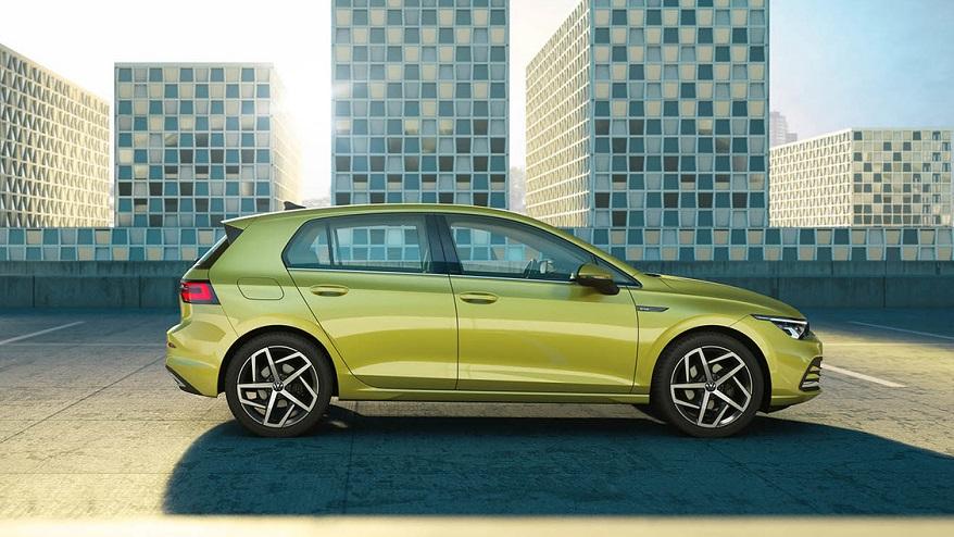 El Volkswagen Golf, otro que detienen la producción.