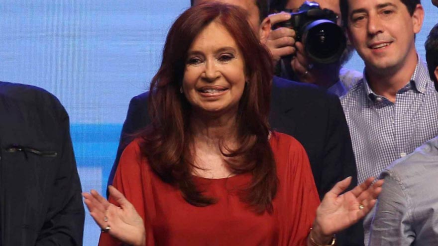 Cristina Kirchner presentó una demanda contra Google. En caso de ganar, dio que donará la indemnización