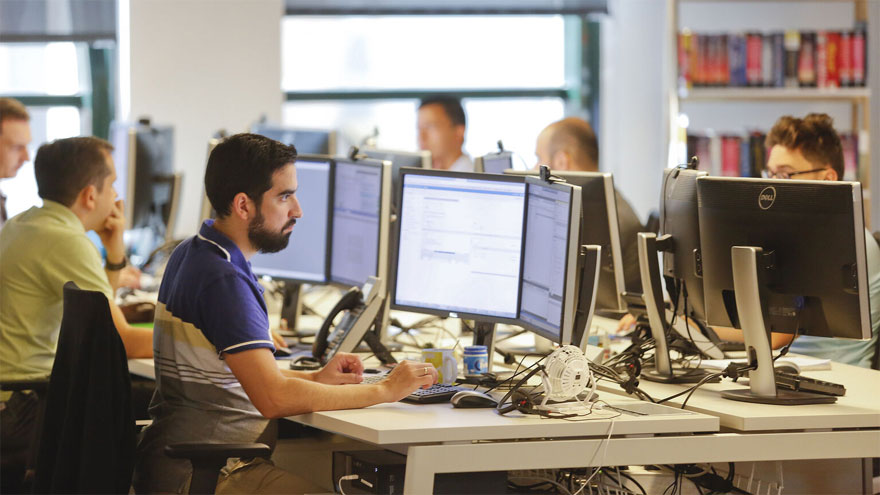 El sector tecnológico argentino se destaca por la calidad de sus profesionales.