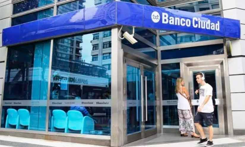 El Banco Ciudad es la entidad con mayor cantidad de propuestas crediticias para afrontar la crisis del coronavirus