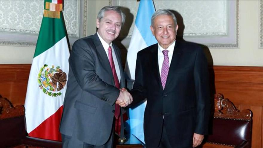 El presidente de México habló con directivos de BlackRock.