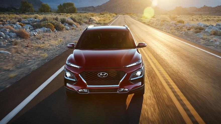 Hyundai Kona, otro afectado por el gravamen.