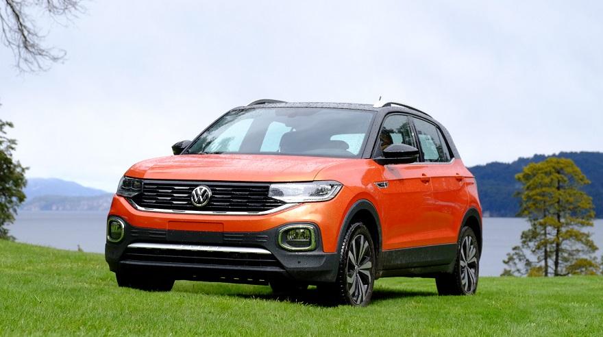Volkswagen T-Cross, el SUV más vendido, tiene descuentos.