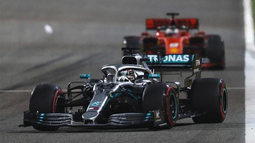 Hamilton dominó claramente la temporada 2019.