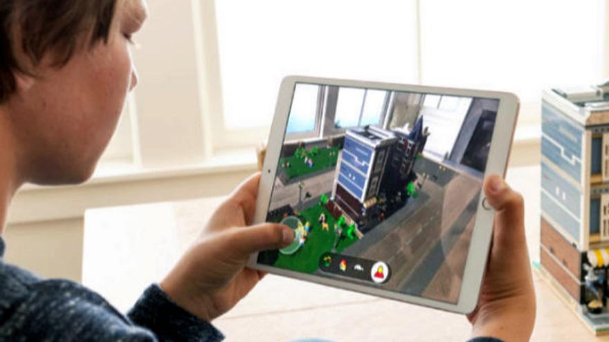 La tableta iPad forma parte de los combos de venta.