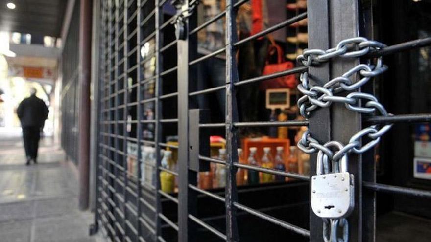 Con la cuarentena cerraron cientos de locales y se dieron de baja los contratos de alquiler