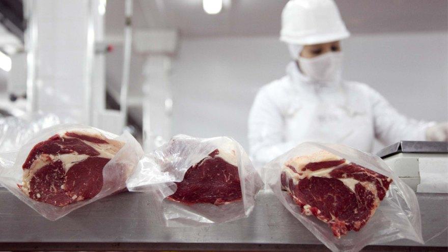 Más del 60 por ciento de las divisas que ingresan por exportación de carne provienen de China.