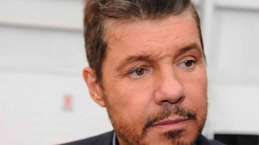 Tinelli ocupa el cargo de presidente de la nueva Liga Profesional de Fútbol