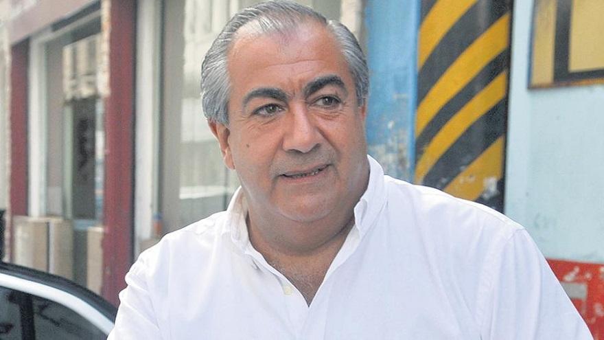 Héctor Daer, principal dirigente de laCGT
