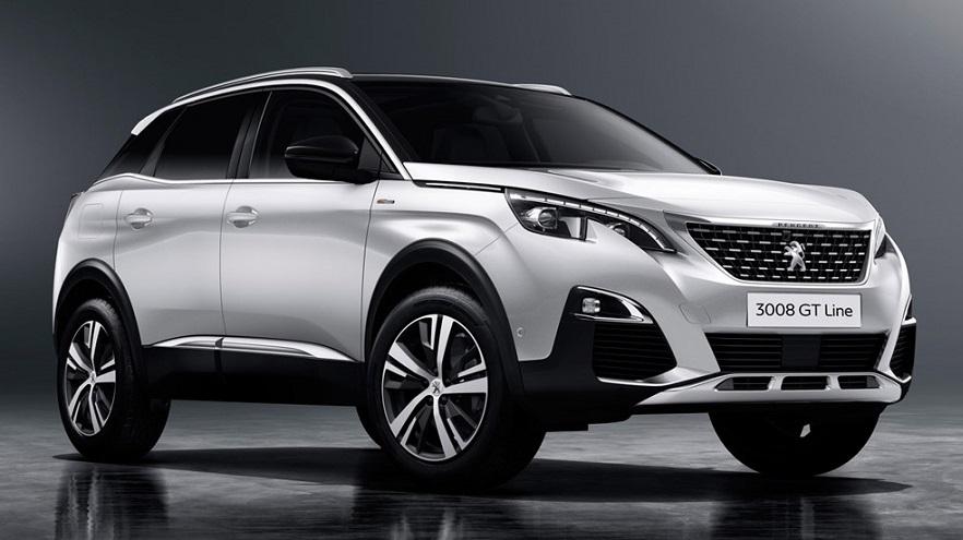 Peugeot 3008, con promociones exclusivas en el canal digital E-Store.