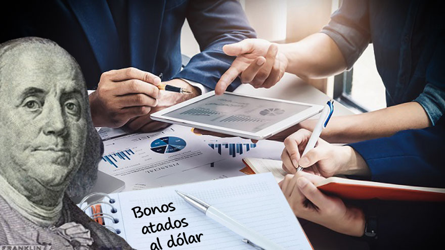 Los fondos comunes de inversión (FCI) permiten comprar títulos en dólares