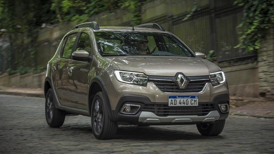 Renault Sandero, otra opción accesible.