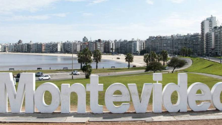 Montevideo es otra de las ciudades elegidas por los argentinos para veranear en Uruguay