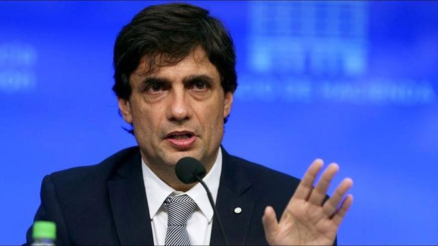 Hernán Lacunza, ex ministro de Mauricio Macri.