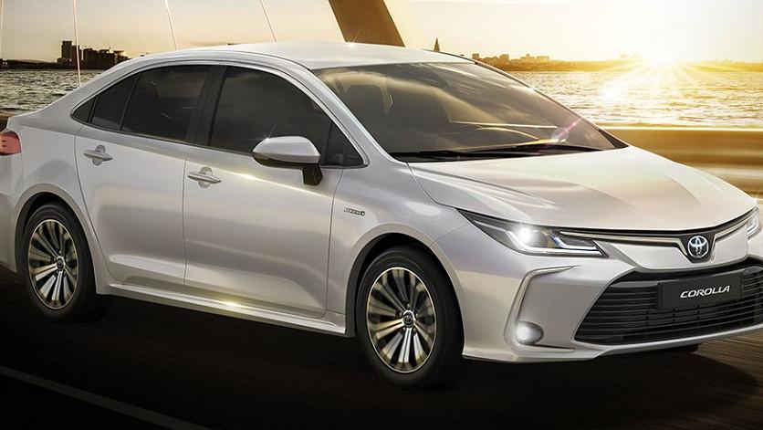 Toyota Corolla, otro auto ecológico.