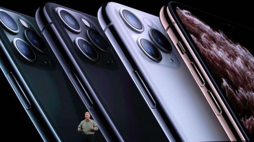 Los nuevos iPhone tendrán mejoras en sus cámaras.