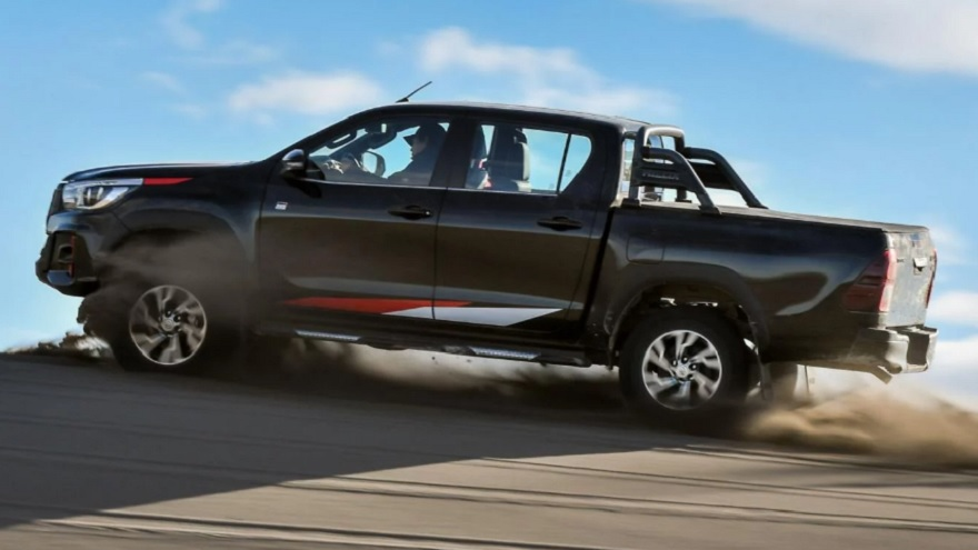 Toyota Hilux, la pick up ganadora.