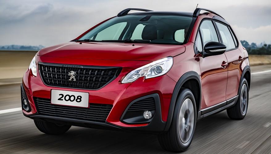 Peugeot 2008, uno de los más vendidos de la marca.