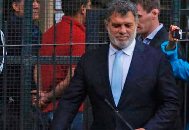 Gianfranco Macri fue denunciado por su hermano Mariano